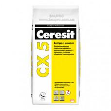 Смесь CERESIT CX 5 для анкеровки быстротвердеющая, 5 кг