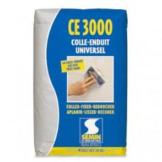 Шпаклевка-клей SEMIN CE 3000 универсальная, 25 кг