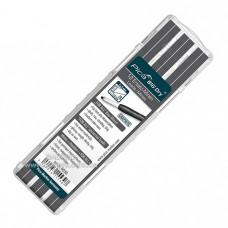 Сменные грифели PICA BIG Dry, FOR ALL универсальный графит, твердость 2B (12 шт)