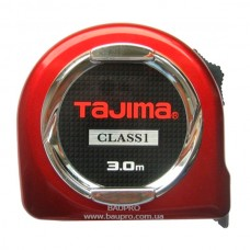 Рулетка TAJIMA прецизионная Hi Lock CLASS 1,  3 м*16 мм