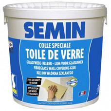 Клей SEMIN COLLE TDV для стеклохолста (влагостойкий), 10 кг