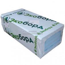 Пенополистирол ЭКОБОРД экструдированный 50*600*1200 мм, 8 шт/уп