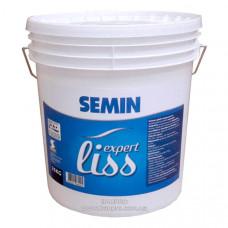 Шпаклевка SEMIN EXPERT'LISS финишная безвоздушного распыления, ведро 25 кг