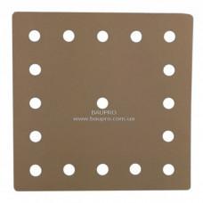 Набор шлифовальной бумаги SEMIN для плоской затирки (бумага, зерно 180), 200*200 мм (10 шт)