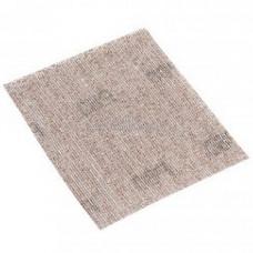 Набор шлифовальной бумаги SEMIN для плоской затирки (ткань, зерно 120), 200*200 мм (10 шт)