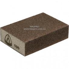Губка шлифовальная KLINGSPOR SK500, 70*100*25 мм, зерно 80