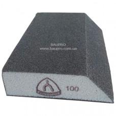 Губка шлифовальная KLINGSPOR SK700A, 89*125*25 мм, зерно 100