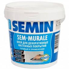 Клей SEMIN SEM MURALE для обоев (влагостойкий), 10 кг