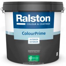 Грунт RALSTON Colour Prime BW для внутренних и наружных работ, 9.5 л