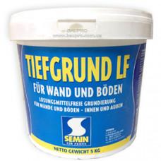 Грунт-концентрат SEMIN TIEFGRUND LF укрепляющий, 5 кг
